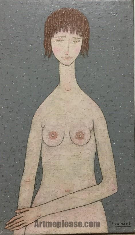 Desnudo adolescente II