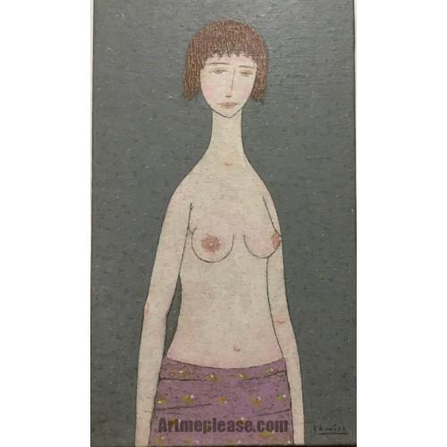 Desnudo adolescente III